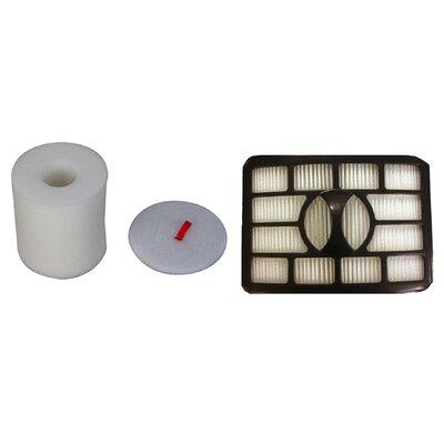 3 Piece Shark Rotator Pro Lift-Away Hepa Filter and Foam Filter Set 701980786822