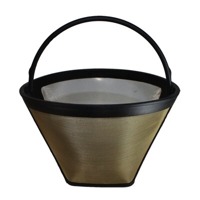 10 Cup Thermal Washable Coffee Filter 700953602756