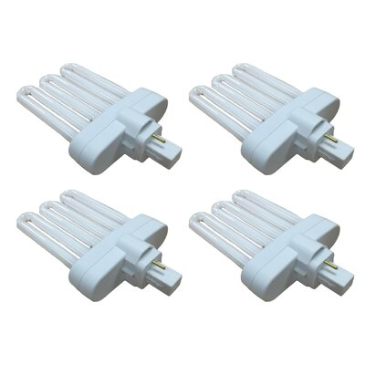 B Fluorescent Light Bulb (Pack of 4)