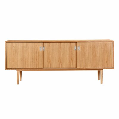 Agnes Credenza Finish: Natural