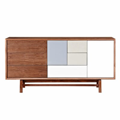 Grane Sideboard Color: Walnut