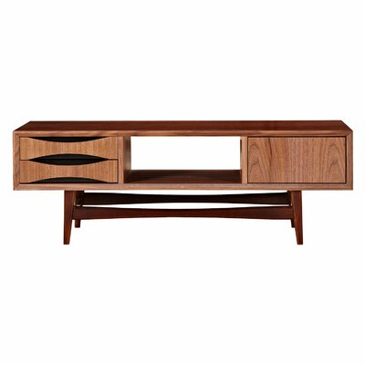 Dreketi 47 TV Stand Color: Black