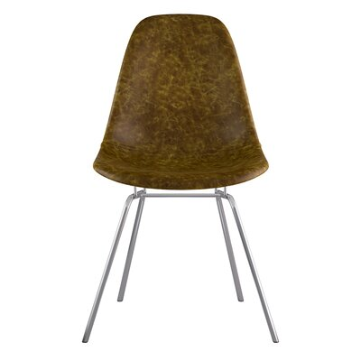 Classroom Side Chair Color: Palermo Olive, Finish: Gunmental