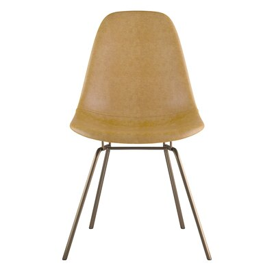Classroom Side Chair Color: Aged Maple, Finish: Brass