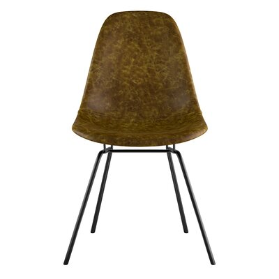 Classroom Side Chair Color: Palermo Olive, Finish: Nickel