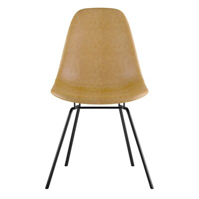Classroom Side Chair Color: Aged Maple, Finish: Gunmental
