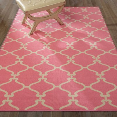 Clifton Pink Area Rug