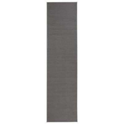 Clifton Gray Area Rug Rug Size: Runner 27 x 10