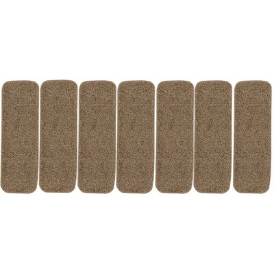 Luxury Camel Stair Treads Quantity: 7 Pack