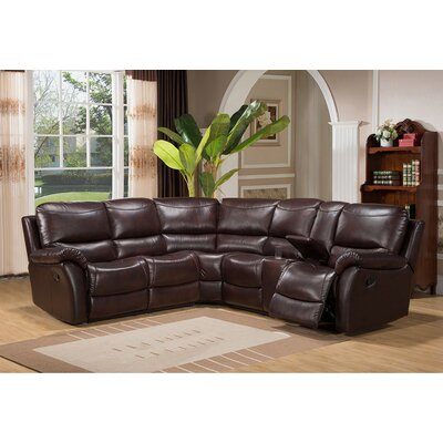 West Coast Reclining Sectional