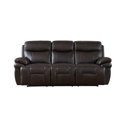 Rushmore Leather Reclining Sofa
