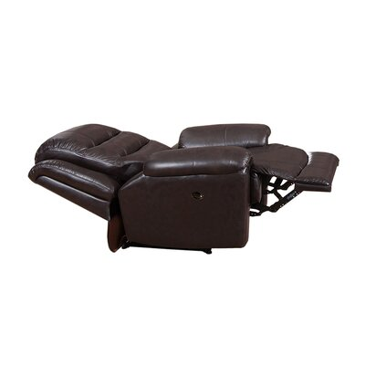 Astoria Leather Reclining Sofa