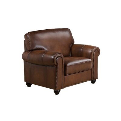 Aspen Leather Club Chair