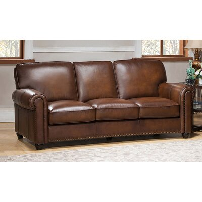 Aspen 3 Piece Leather Living Room Set