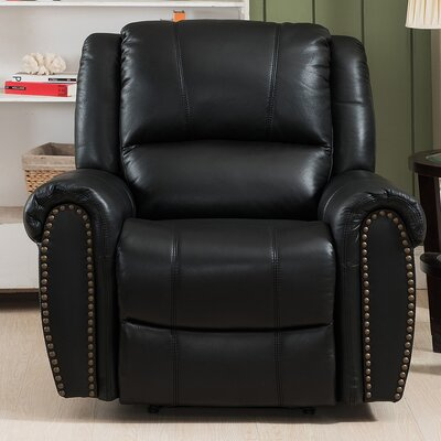 Houston Leather Recliner