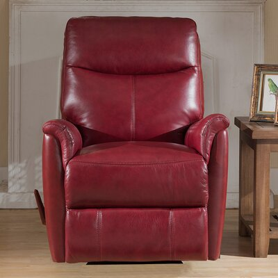 Napa Leather Manual Recliner