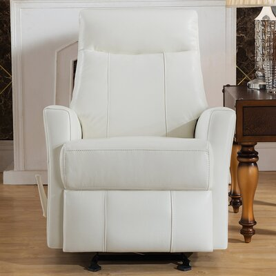Toledo Leather Recliner