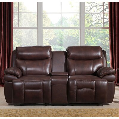 Sanford Reclining Loveseat