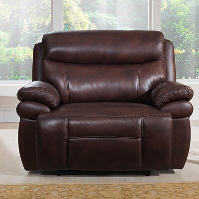 Sanford Leather Power Recliner