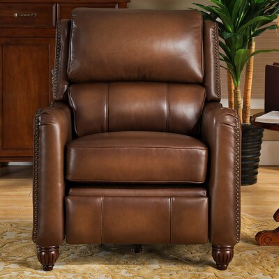 Dartmouth Top Grain Leather Power Recliner