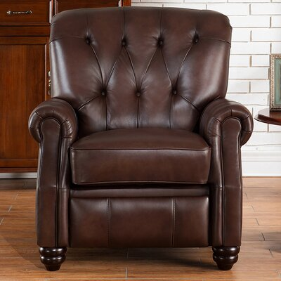 Carolina Leather Manual Recliner