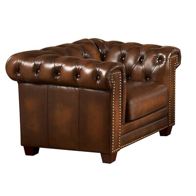 Hickory Chesterfield Chair
