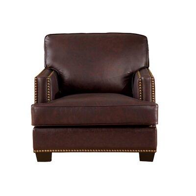 Owens Leather Armchair