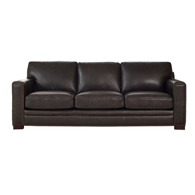 Neil Leather Sofa