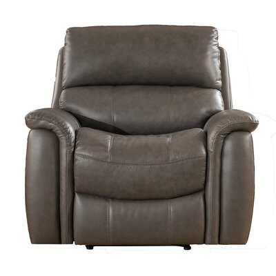 Forbes Leather Recliner