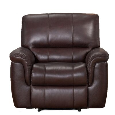 Deverell Leather Recliner