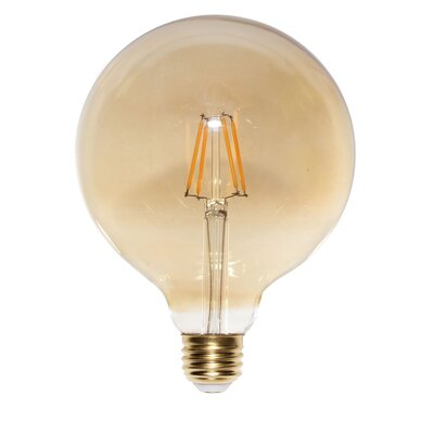4W E42/Candelabra LED Light Bulb Pack of 6