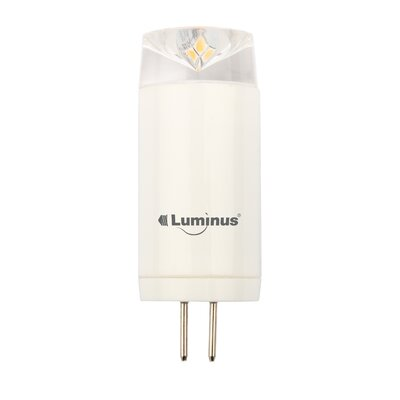 2.5W G9/Bi-Pin LED Light Bulb Pack of 6