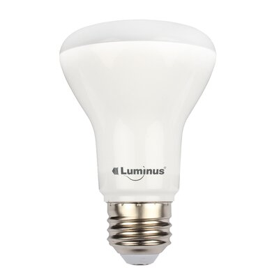 R20/Medium LED Light Bulb Pack of 6 Bulb Temperature: 2700K