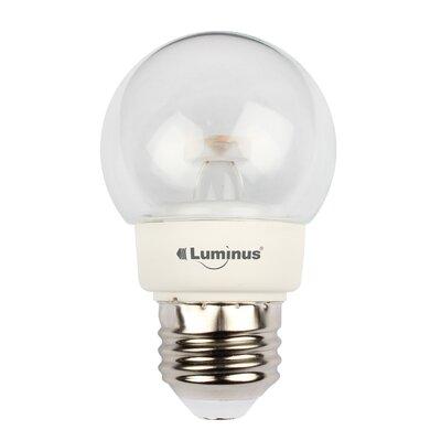 5W E26/Medium LED Light Bulb Pack of 6