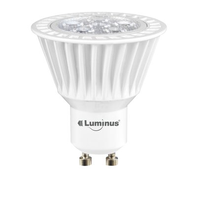 7W GU10/Bi-Pin LED Light Bulb Pack of 24