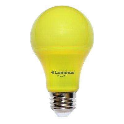 9W E26/Medium LED Light Bulb Pack of 6