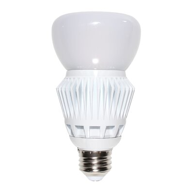 17W E26/Medium LED Light Bulb Pack of 6