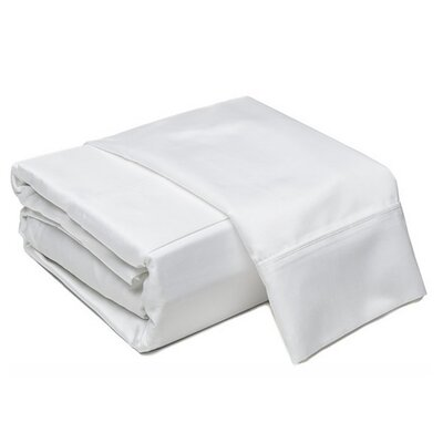 300 Thread Count Cotton Sheet Set Size: Full, Color: White