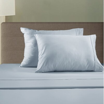 510 Thread Count Sheet Set Size: Queen, Color: Kashmira Blue