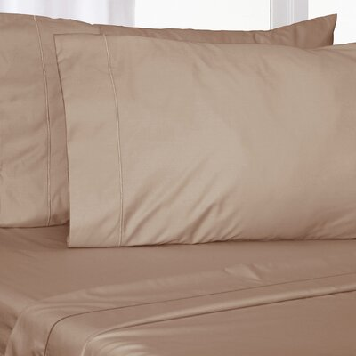 1000 Thread Count 100% Egyptian-Quality Cotton 4 Piece Sheet Set Size: Queen, Color: Taupe