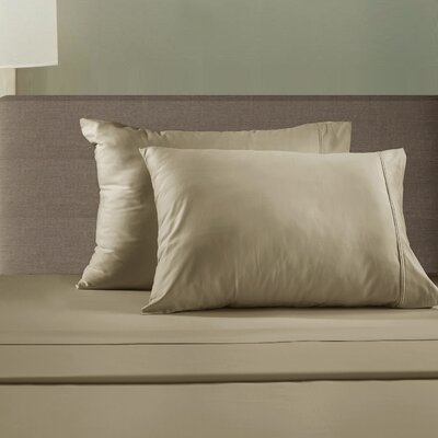 510 Thread Count Sheet Set Size: Queen, Color: Taupe