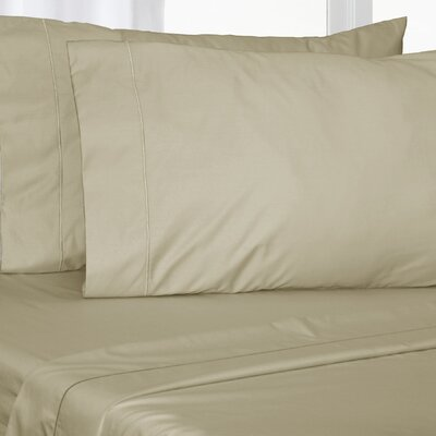 1000 Thread Count 100% Egyptian-Quality Cotton 4 Piece Sheet Set Size: King, Color: Ivory
