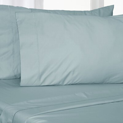 1000 Thread Count 100% Egyptian-Quality Cotton 4 Piece Sheet Set Size: Queen, Color: Light Blue