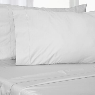 1000 Thread Count 100% Egyptian-Quality Cotton 4 Piece Sheet Set Color: White, Size: King