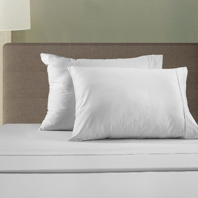 510 Thread Count Sheet Set Size: Queen, Color: White