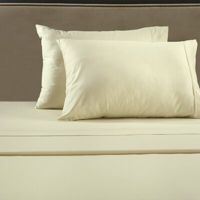 530 Thread Count Sheet Set Size: Queen, Color: Ivory