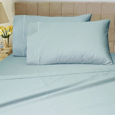 1200 Thread Count Sheet Set Size: Queen, Color: Ocean Blue