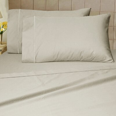 1200 Thread Count Sheet Set Size: King, Color: Silver