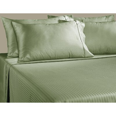 700 Thread Count Sheet Set Color: Linen, Size: Queen