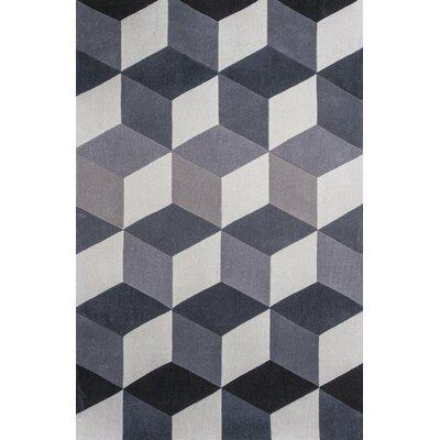 Zolo Grey Kaleidoscope Area Rug ZOL390679X99